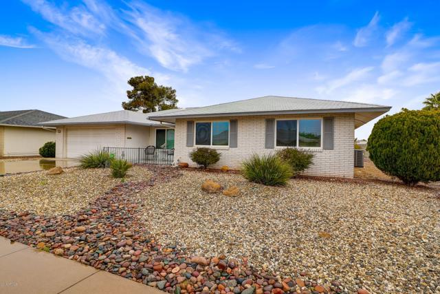 10502 W Oak Ridge Drive, Sun City, AZ 85351 (MLS #5855080) :: RE/MAX Excalibur