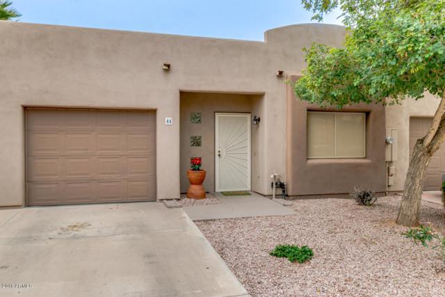 64 N 63RD Street #44, Mesa, AZ 85205 (MLS #5855084) :: Gilbert Arizona Realty