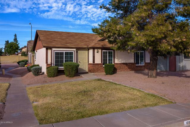 1055 N Recker Road #1220, Mesa, AZ 85205 (MLS #5855111) :: Gilbert Arizona Realty