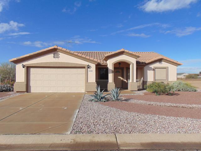 14724 S Amado Boulevard, Arizona City, AZ 85123 (MLS #5855127) :: The Garcia Group
