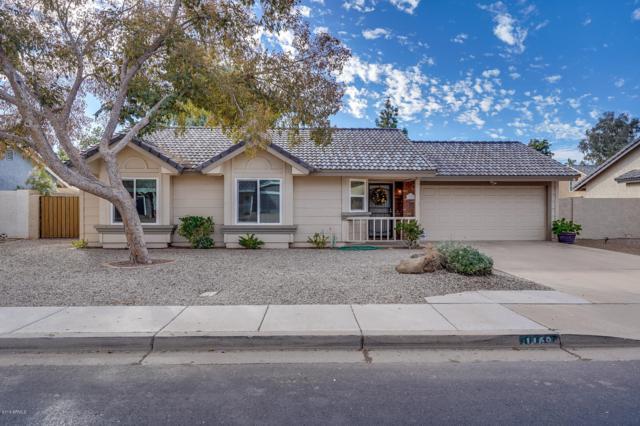 1169 E Ivanhoe Street, Chandler, AZ 85225 (MLS #5855217) :: Conway Real Estate