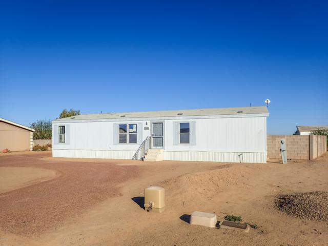 11360 W Custer Road, Arizona City, AZ 85123 (MLS #5855231) :: Yost Realty Group at RE/MAX Casa Grande