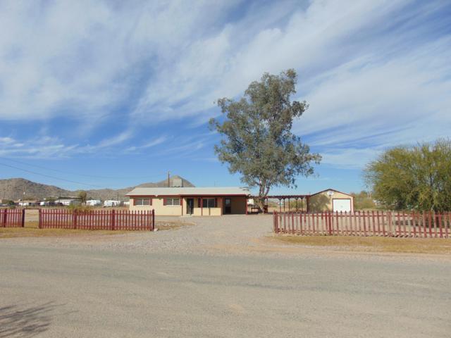 6348 N Lake Shore Drive, Casa Grande, AZ 85194 (MLS #5855256) :: The Daniel Montez Real Estate Group