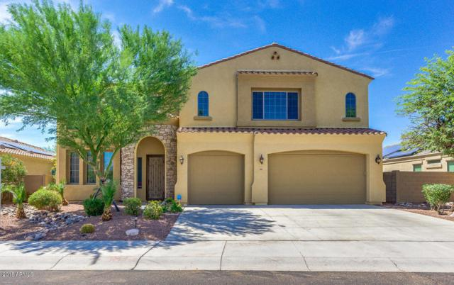 9543 W Harmony Lane, Peoria, AZ 85382 (MLS #5855282) :: RE/MAX Excalibur