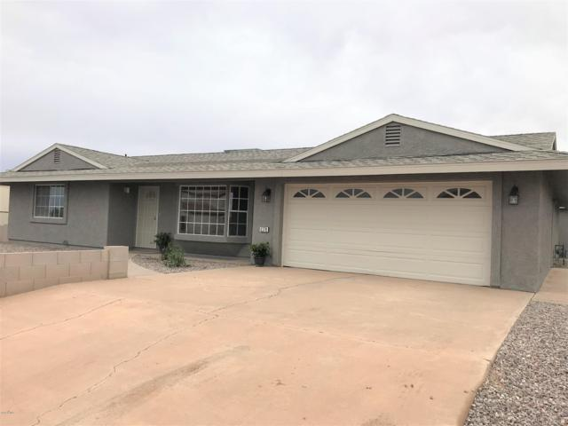 8370 W Santa Cruz Boulevard, Arizona City, AZ 85123 (MLS #5855293) :: Yost Realty Group at RE/MAX Casa Grande