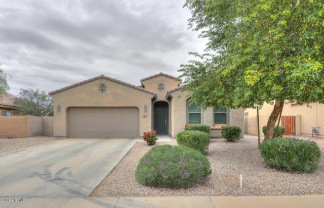 2474 E Dulcinea Trail, Casa Grande, AZ 85194 (MLS #5855297) :: Keller Williams Legacy One Realty