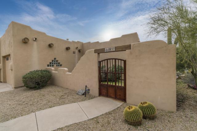 8937 E Cave Creek Road, Carefree, AZ 85377 (MLS #5855330) :: RE/MAX Excalibur