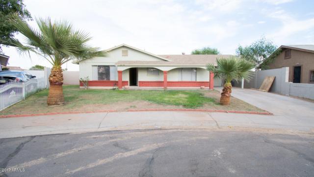 1615 N 54th Avenue, Phoenix, AZ 85035 (MLS #5855333) :: The Daniel Montez Real Estate Group