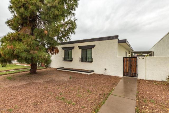 316 W Manhatton Drive, Tempe, AZ 85282 (MLS #5855341) :: Realty Executives