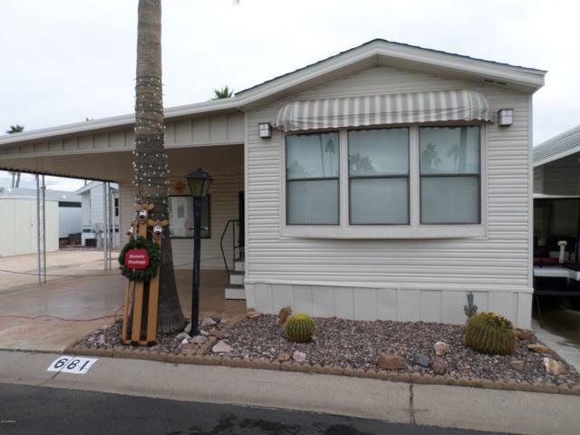 3710 S Goldfield Road, Apache Junction, AZ 85119 (MLS #5855354) :: The Daniel Montez Real Estate Group