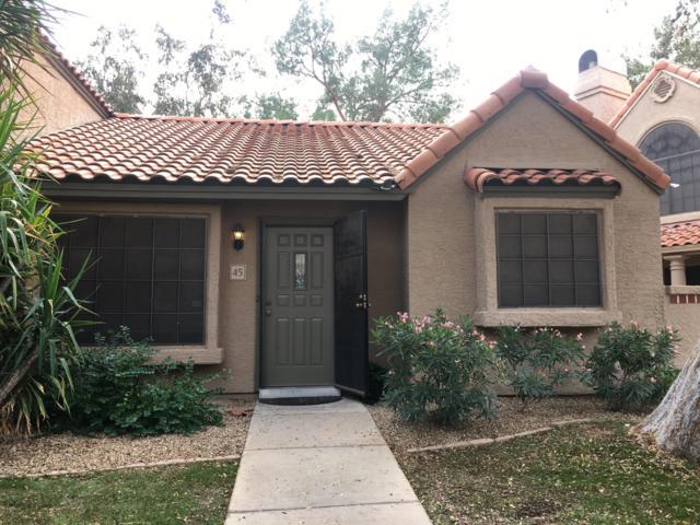 3491 N Arizona Avenue #45, Chandler, AZ 85225 (MLS #5855373) :: Gilbert Arizona Realty