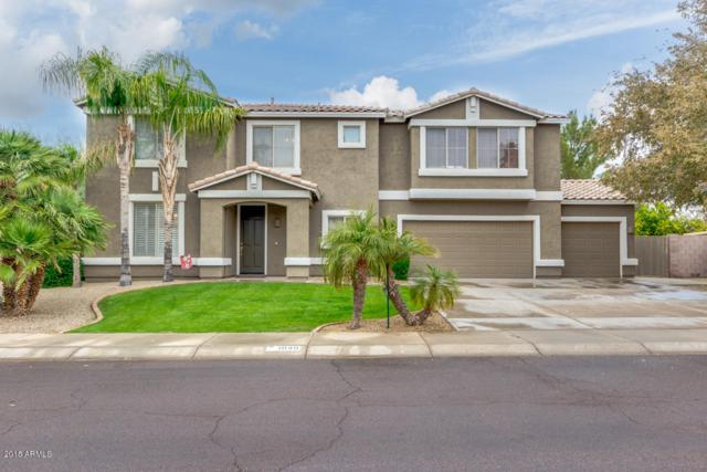 1040 E Horseshoe Drive, Chandler, AZ 85249 (MLS #5855542) :: The Bill and Cindy Flowers Team