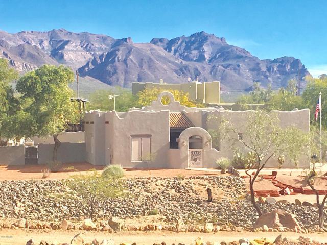 171 S Roadrunner Road, Apache Junction, AZ 85119 (MLS #5855544) :: The Kenny Klaus Team