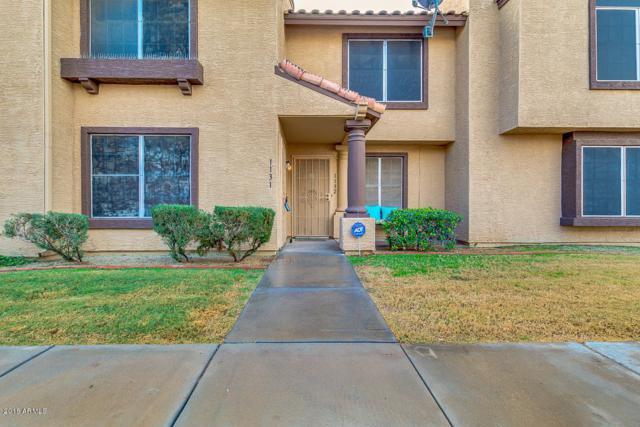 4601 N 102nd Avenue #1131, Phoenix, AZ 85037 (MLS #5855670) :: Arizona Best Real Estate
