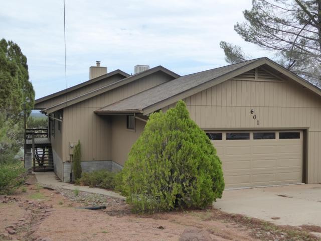 601 N Bobby Jones Drive, Payson, AZ 85541 (MLS #5855685) :: Arizona Best Real Estate