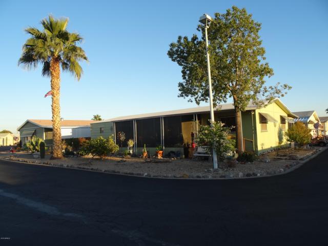 11596 W Sierra Dawn Boulevard #295, Surprise, AZ 85378 (MLS #5855729) :: The Results Group