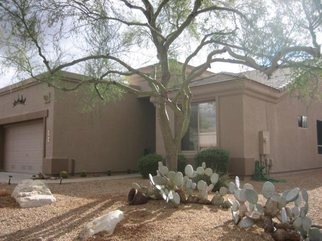 7317 E Palo Brea Drive, Gold Canyon, AZ 85118 (MLS #5855747) :: The Bill and Cindy Flowers Team