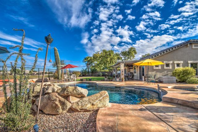 598 E Taylor Trail, San Tan Valley, AZ 85143 (MLS #5855785) :: Scott Gaertner Group