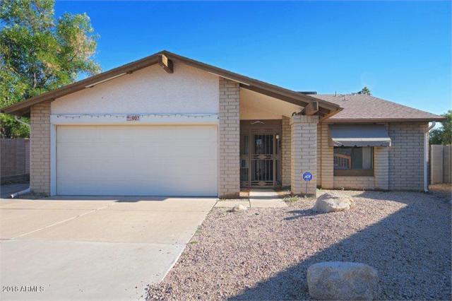 907 N 85TH Place, Scottsdale, AZ 85257 (MLS #5855842) :: The Laughton Team