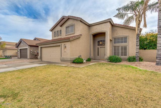 1011 E Jasper Drive, Gilbert, AZ 85296 (MLS #5855848) :: Relevate | Phoenix