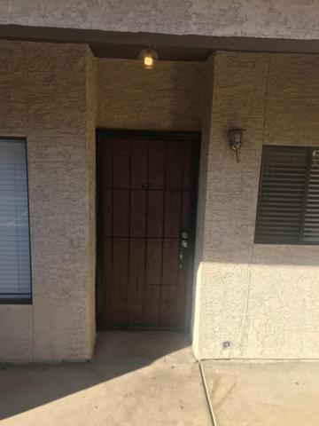 11666 N 28TH Drive #119, Phoenix, AZ 85029 (MLS #5855855) :: The Laughton Team