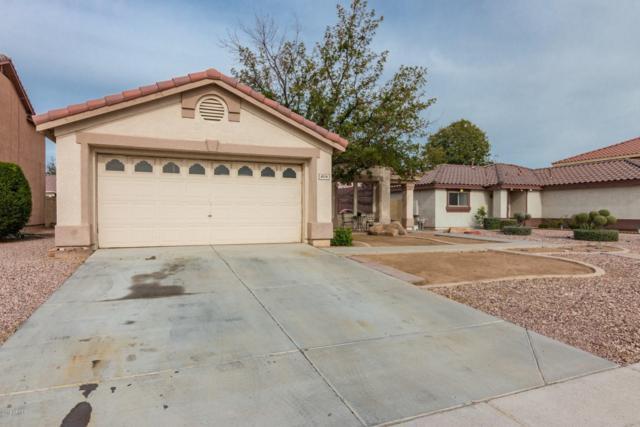 8034 W Caron Drive, Peoria, AZ 85345 (MLS #5855920) :: The Garcia Group