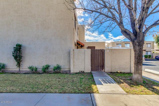 4116 N 81ST Street, Scottsdale, AZ 85251 (MLS #5855950) :: Desert Home Premier