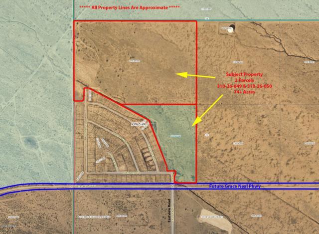 73 Acres Grace Neal Parkway, Kingman, AZ 86409 (MLS #5856001) :: Realty Executives