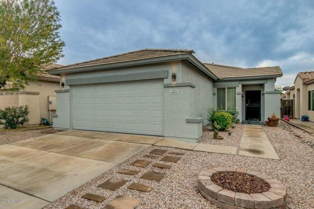 9143 E Boise Street, Mesa, AZ 85207 (MLS #5856079) :: Door Number 2