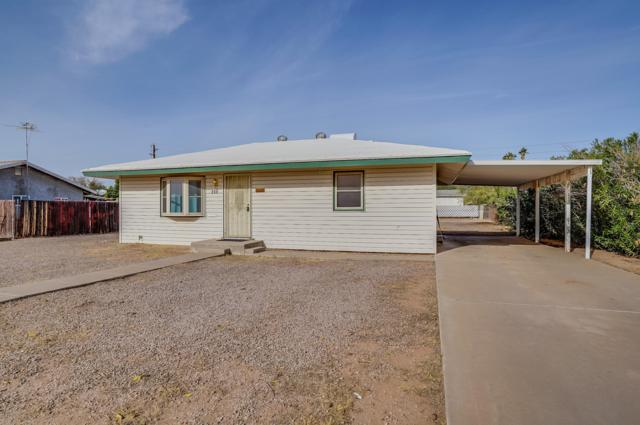 632 W Wilson Avenue, Coolidge, AZ 85128 (MLS #5856105) :: Yost Realty Group at RE/MAX Casa Grande