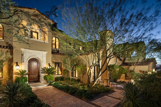 10835 E Mountain Spring Road, Scottsdale, AZ 85255 (MLS #5856113) :: The Daniel Montez Real Estate Group