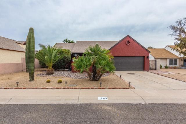 1243 E Wickieup Lane, Phoenix, AZ 85024 (MLS #5856188) :: RE/MAX Excalibur