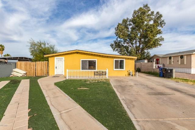 450 E Lynwood Street, Mesa, AZ 85203 (MLS #5856279) :: The Luna Team