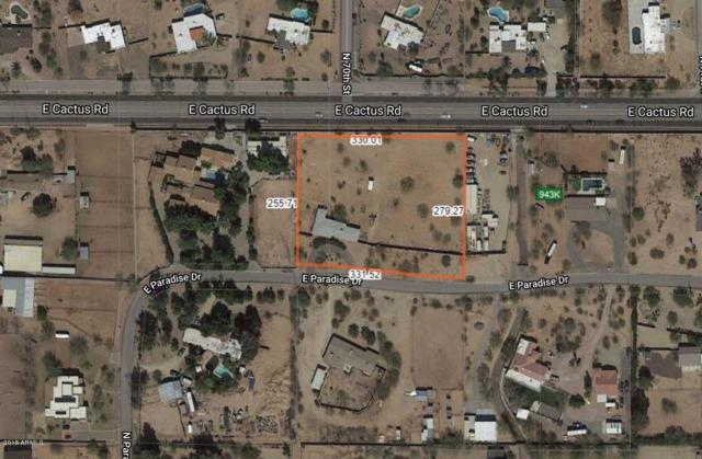 7022 E Paradise Drive, Scottsdale, AZ 85254 (MLS #5856299) :: REMAX Professionals