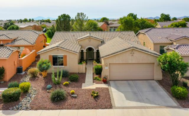 42809 W Whispering Wind Lane, Maricopa, AZ 85138 (MLS #5856353) :: CC & Co. Real Estate Team