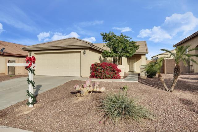 25740 W St James Avenue, Buckeye, AZ 85326 (MLS #5856403) :: Team Wilson Real Estate