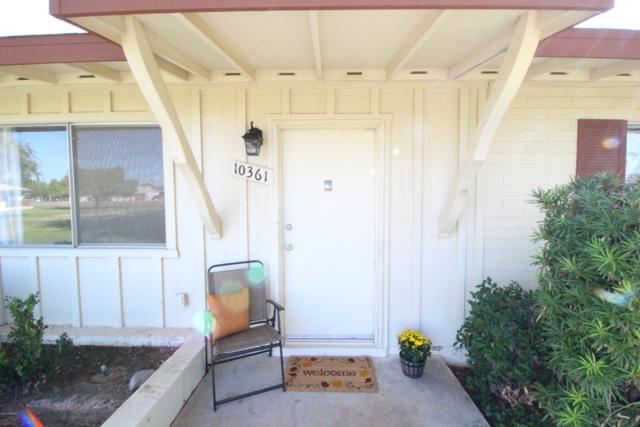 10361 W Peoria Avenue, Sun City, AZ 85351 (MLS #5856477) :: The Pete Dijkstra Team