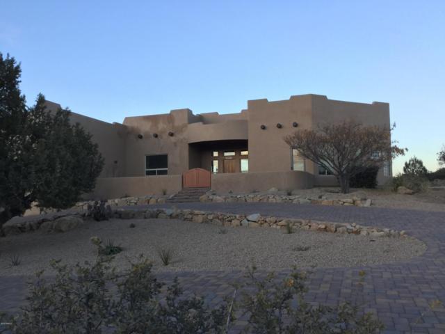 5682 W Indian Camp Road, Prescott, AZ 86305 (MLS #5856479) :: Riddle Realty