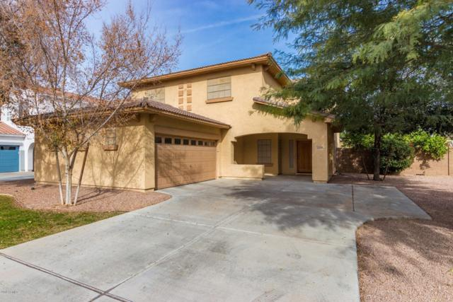 1318 E Boston Street, Gilbert, AZ 85295 (MLS #5856509) :: Kepple Real Estate Group