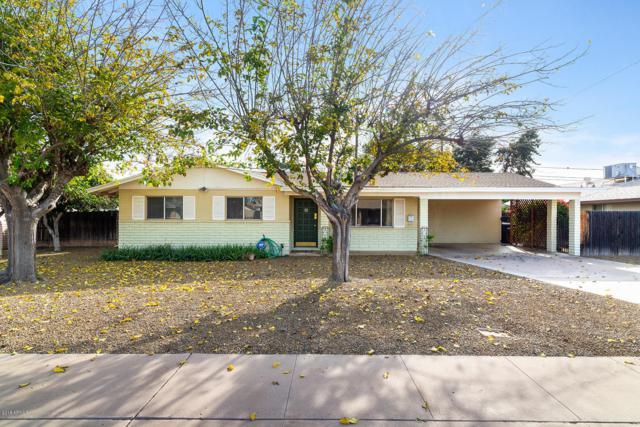 1035 N Wedgewood Drive, Mesa, AZ 85203 (MLS #5856513) :: The Daniel Montez Real Estate Group