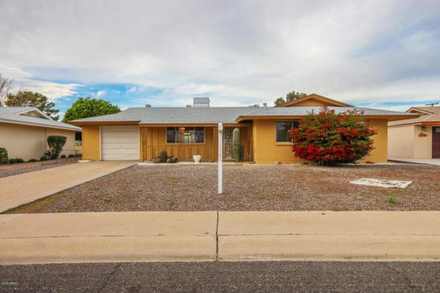 11820 N Desert Hills Drive W, Sun City, AZ 85351 (MLS #5856516) :: The Daniel Montez Real Estate Group