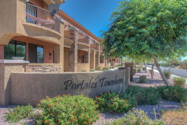 21655 N 36TH Avenue #111, Glendale, AZ 85308 (MLS #5856563) :: Yost Realty Group at RE/MAX Casa Grande