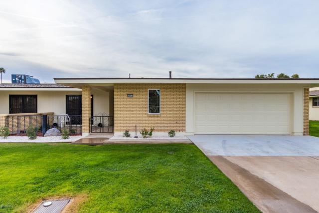 10911 W Peoria Avenue, Sun City, AZ 85351 (MLS #5856640) :: The Luna Team
