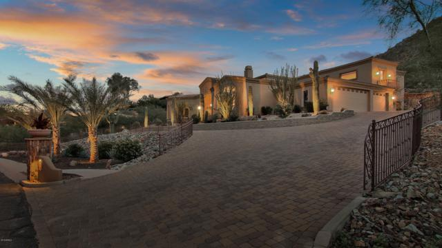 4141 E Lakeside Lane, Paradise Valley, AZ 85253 (MLS #5856696) :: Abrams International and Homehelper Consultants