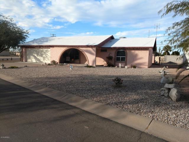 9166 W Santa Cruz Boulevard, Arizona City, AZ 85123 (MLS #5856762) :: The W Group