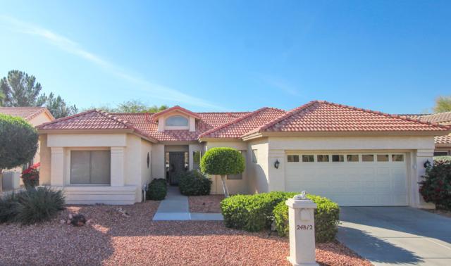 24812 S Lakestar Drive, Sun Lakes, AZ 85248 (MLS #5856811) :: Conway Real Estate