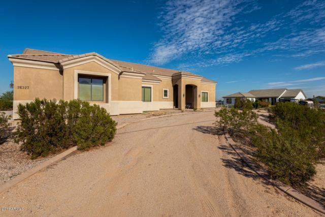 26327 S 202ND Place, Queen Creek, AZ 85142 (MLS #5856837) :: The C4 Group