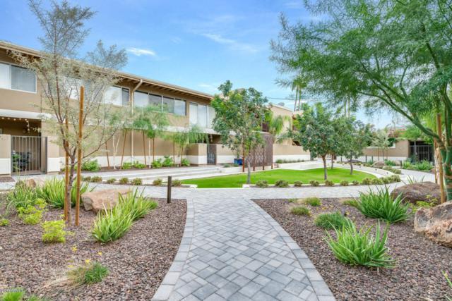 4615 N 22nd Street #204, Phoenix, AZ 85016 (MLS #5856847) :: Kepple Real Estate Group