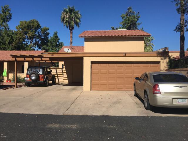 14852 N 24TH Drive #11, Phoenix, AZ 85023 (MLS #5856853) :: Kepple Real Estate Group