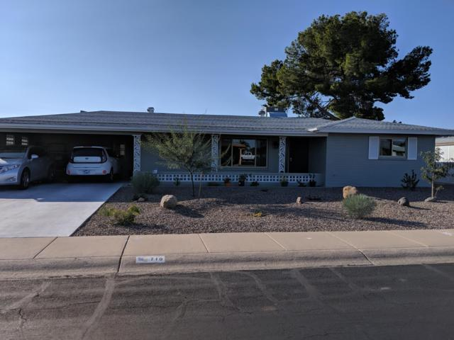 710 N 58TH Street, Mesa, AZ 85205 (MLS #5856865) :: Kepple Real Estate Group